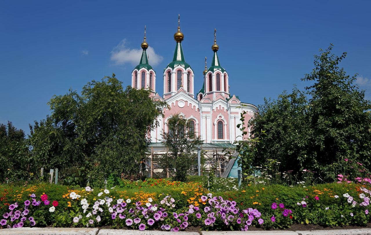 далматовский монастырь картинки даже некоторая экспрессия