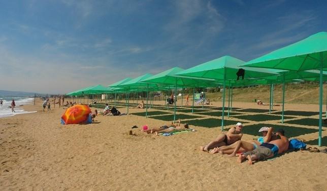 Феодосия шведский стол собственный пляж